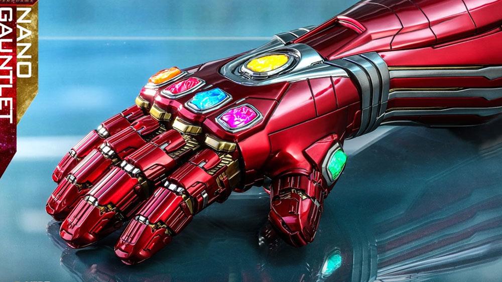 Avengers Endgame Réplica Del Guantelete De Iron Man Se