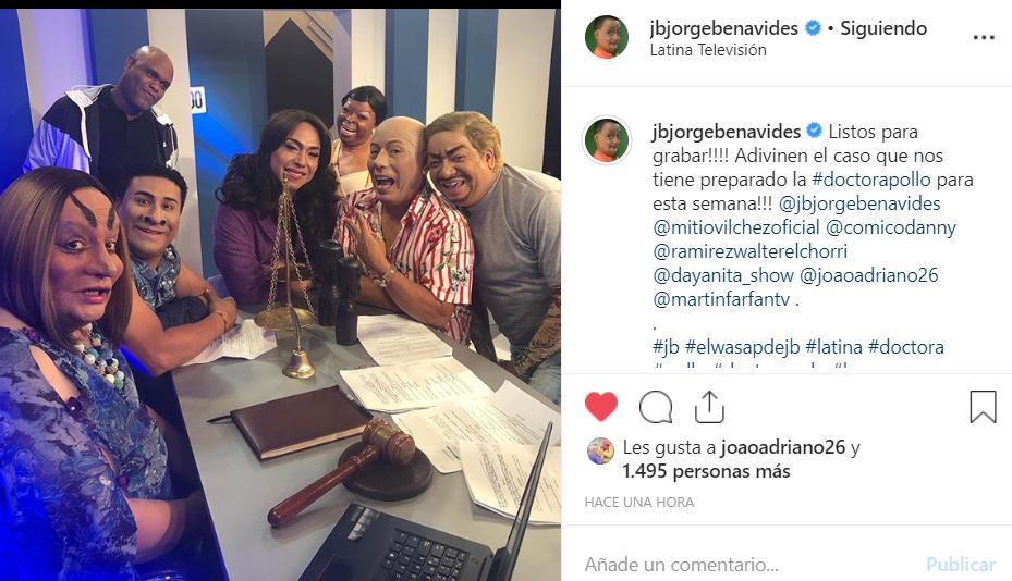 Christian Domínguez y la Chabelita en el Wasap de JB   Ampay con Pamela Franco se presentará en Gato Encerrado   Viral   La República