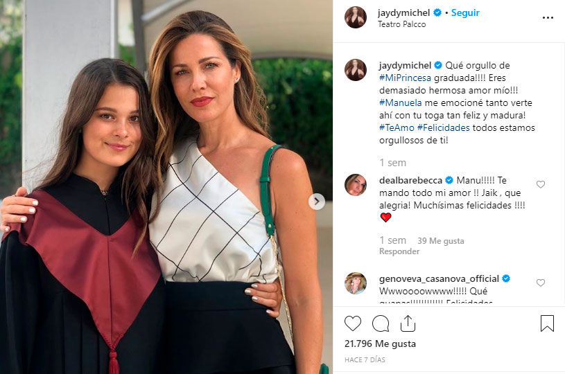 Alejandro Sanz conmueve a Instagram con baile de graduación con su hija