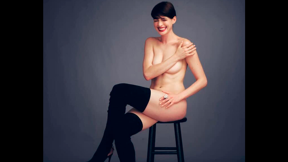 Anne Hathaway Desnuda De Pies A Cabeza Enamora A Fans Jennifer