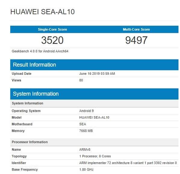 Anuncia Huawei tres nuevos dispositivos