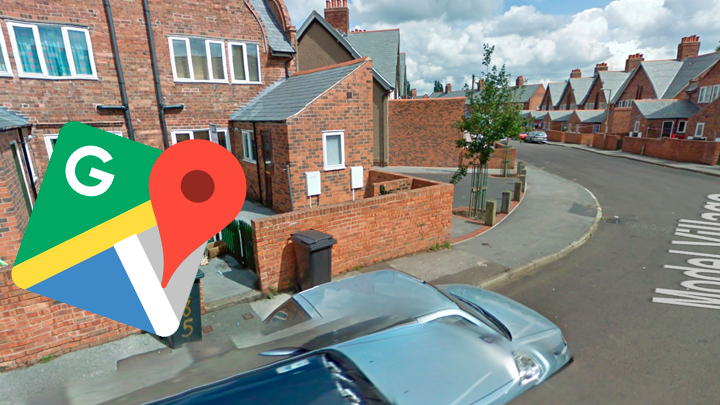Google Maps: search your home with the application and discover who