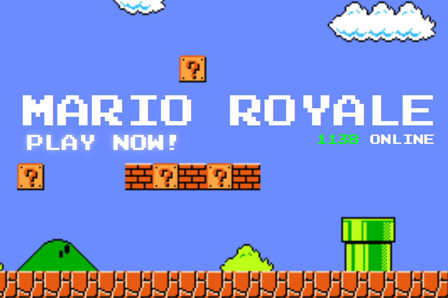 Mario Royale | Nintendo obliga que Battle Royale de Super Mario Bros