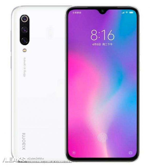 Xiaomi CC 9.