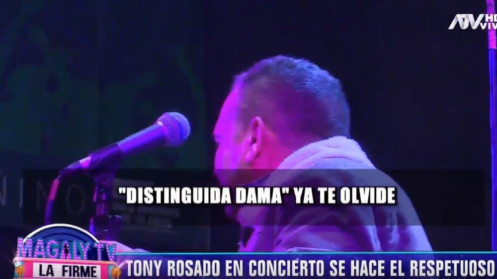 Tony Rosado Cambia Famosa Frase Que Ofende Mujeres Ya Te