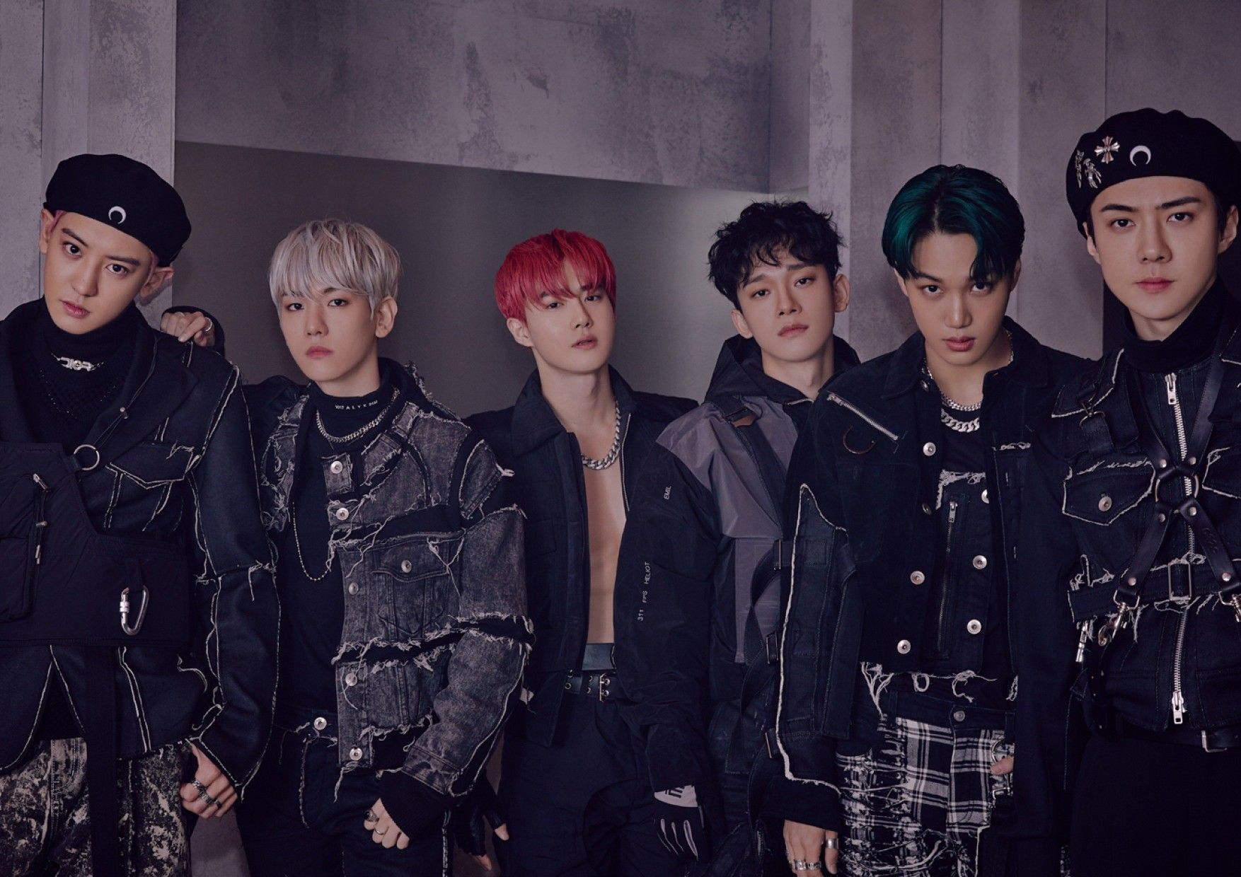 EXO: Everything you need to know about its members - Pure Kpop