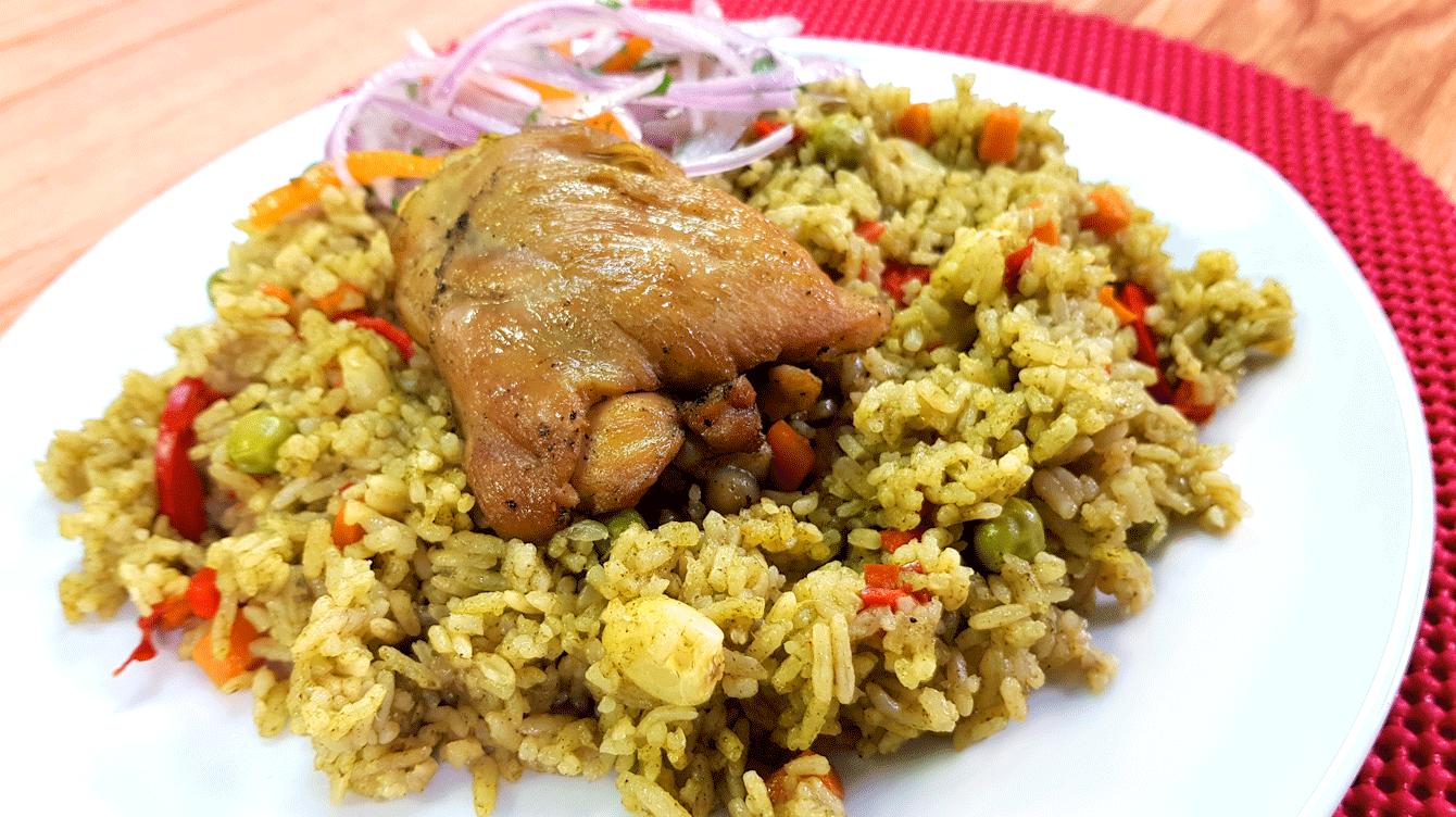 Aprende A Preparar Arroz Con Pollo Peruano Receta Peruana Peruvian Food La República