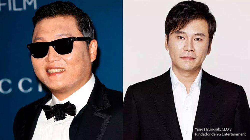 Psy, el cantante de 'Gangnam Style' es investigado por delitos sexuales