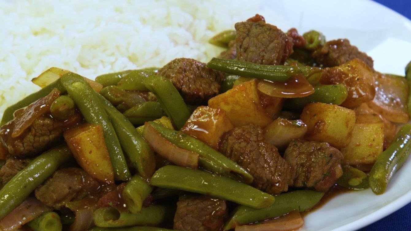 Aprende a preparar saltado de vainitas. comida casera. Buenazo | Buenazo - La República